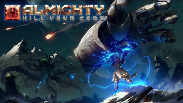 Almighty : Kill your Gods – L'early access est disponible