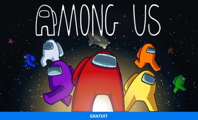 Among Us – Le jeu phénomène est entièrement gratuit sur l'Epic Games Store