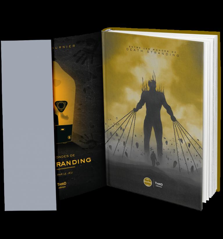 Death Stranding – Un livre édité par Third débarque aujourd'hui