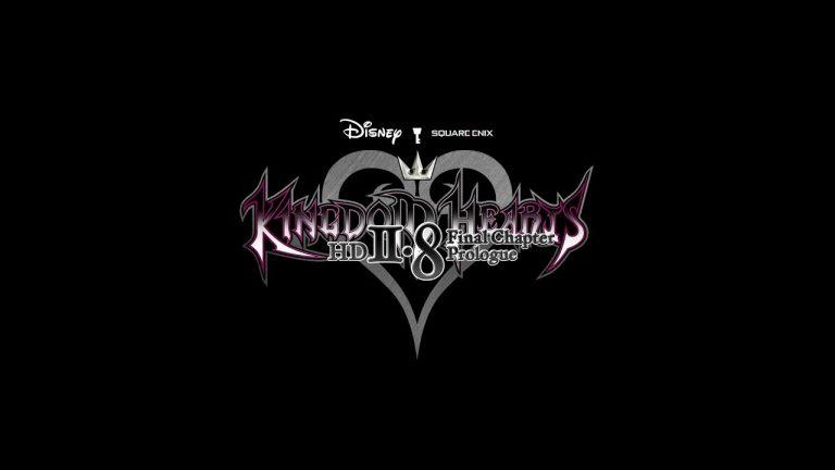 Test – KINGDOM HEARTS HD 2.8 Final Chapter Prologue
