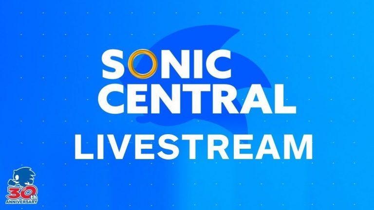 Sonic Central – Résumé du direct