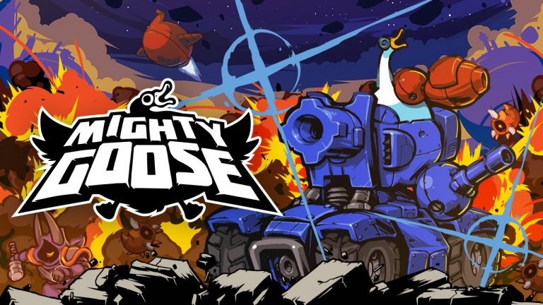 Mighty Goose – le 5 juin sur PlayStation 4/5, Xbox One/Series, Nintendo Switch et PC