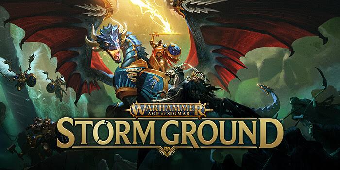 Warhammer Age of Sigmar: Storm Ground – Découvrez les trois trailers des factions jouables