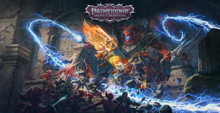 Pathfinder: Wrath of the Righteous – Une date de sortie et une beta annoncée