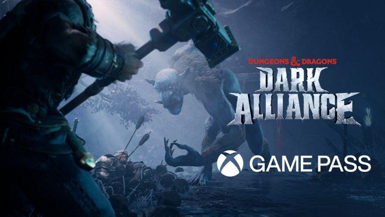 Dungeons & Dragons Dark Alliance – Le jeu sera disponible sur le Xbox Game Pass dès son lancement