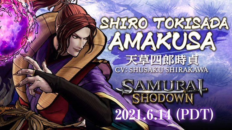 Samurai Shodown – Les joueurs Steam monteront sur le ring le 14 juin !