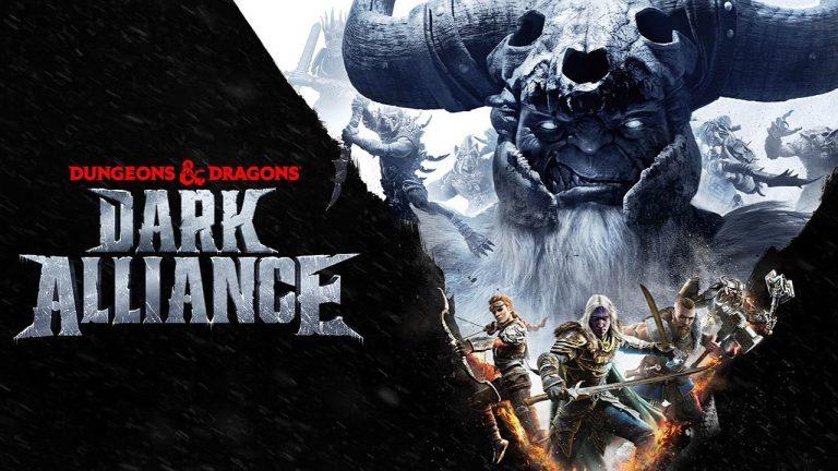 Dungeons & Dragons : Dark Alliance – Un trailer gameplay dévoilé !