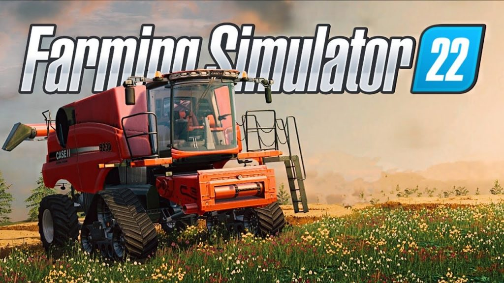 Farming Simulator 22 jeu