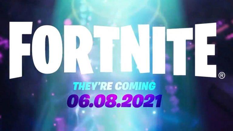 Fortnite – Un teaser vient de paraître dans le jeu