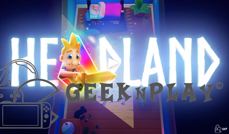 Headland – Un nouveau trailer pour la version Nintendo Switch