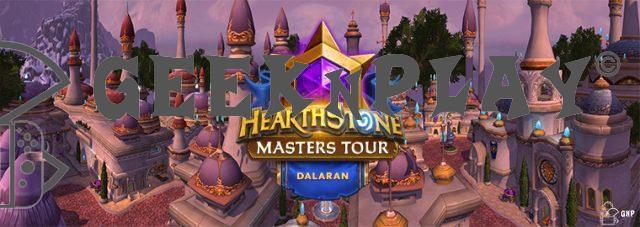 Heartstone – Le Masters Tour Dalaran aura lieu ce week end !