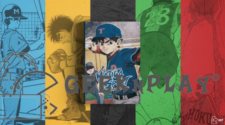 CRITIQUE – Manga & sport : une passion japonaise