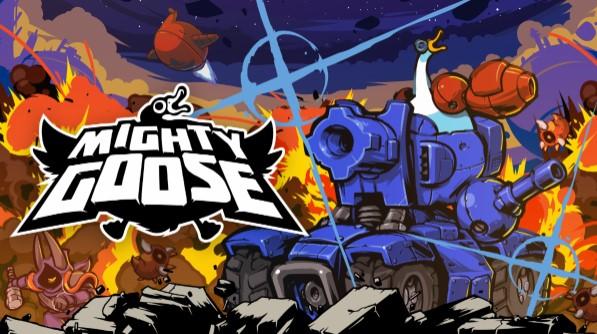Mighty Goose – Incarnez une oie surarmée, participez à un speedrun  et tentez de gagner une Nintendo Switch !