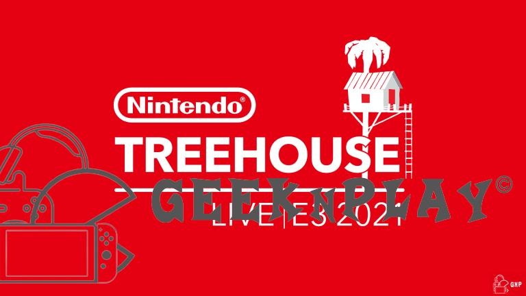 Nintendo Treehouse: Live | E3 2021 – Voici le résumé de la conférence