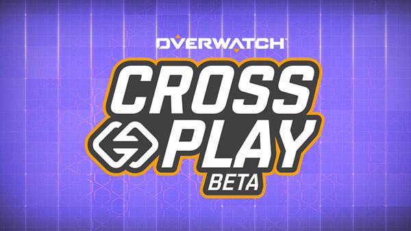 Overwatch – Le Cross-Play débarque dans une version béta