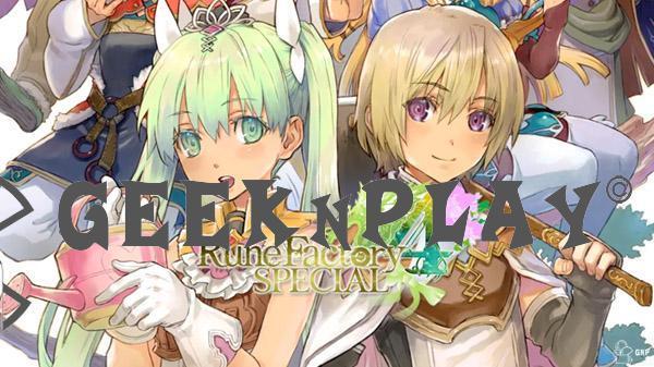 Rune Factory 4 Special – Le jeu débarque sur PS4, Xbox One et PC !
