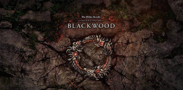 The Elder Scrolls Online – Blackwood est disponible !