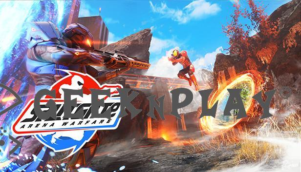 Splitgate – Le FPS multijoueur sortira le 27 juillet !
