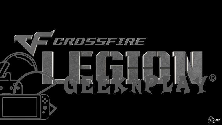 Crossfire : Legion – La franchise du nouveau label Prime Matter !