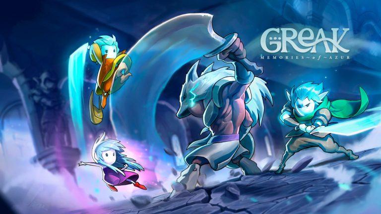 Greak : Memories of Azur – Nouveau jeu d'aventure de Team17 prévu pour le 17 août
