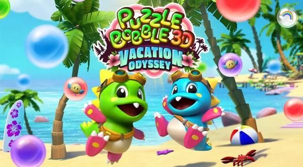 Puzzle Bobble 3D : Vacation Odyssey – Une sortie prévue courant de cette année