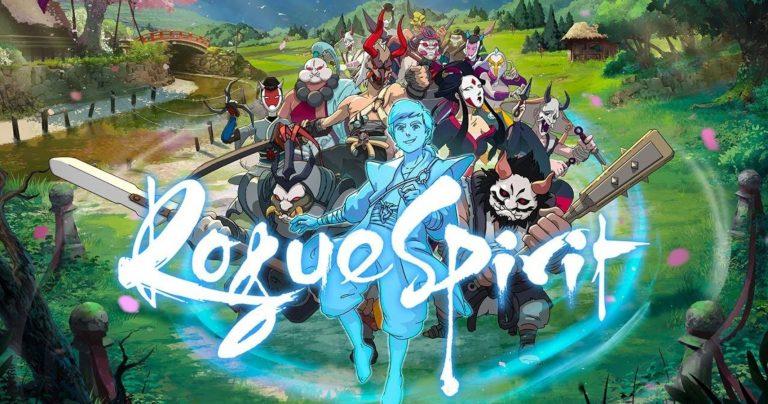 Rogue Spirit – La démo du jeu est enfin disponible sur Steam !