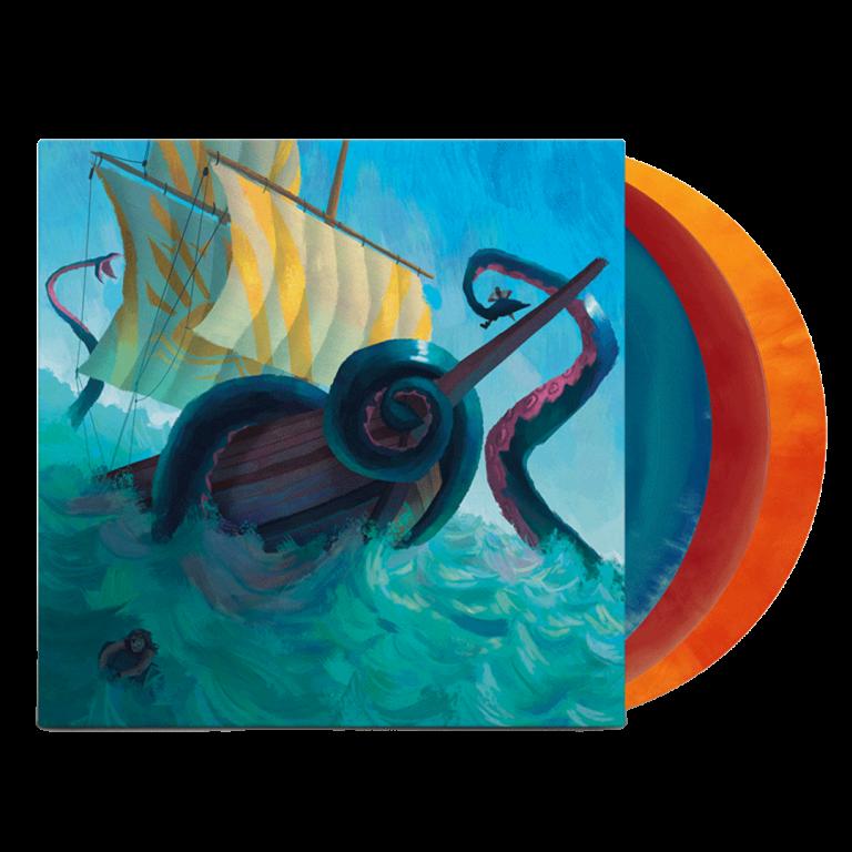Sea of Thieves – La bande-son arrivera en France en format vinyle