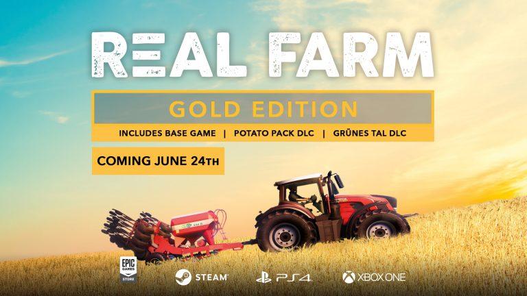 Real Farm – La Gold Edition sortira le 24 juin