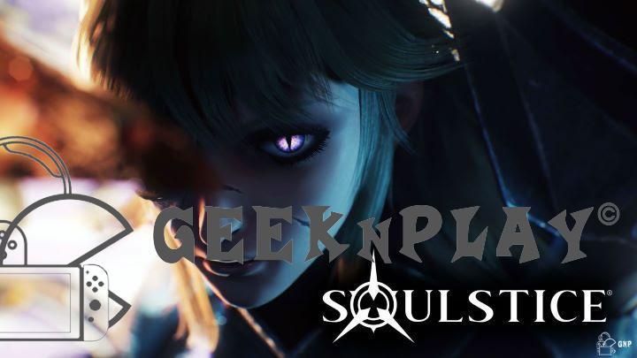 Soulstice – Modus Games dévoile son nouveau jeu d'action