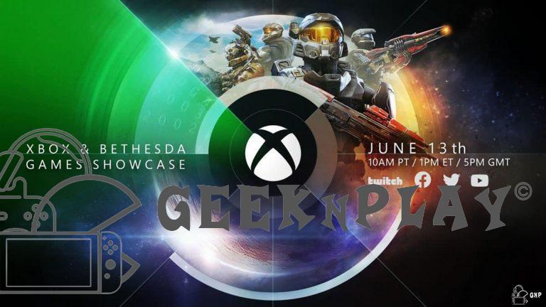 [E3 2021] Xbox & Bethesda Games Showcase – Le récap de l'évènement !