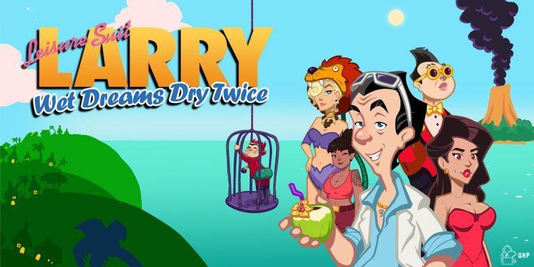 TEST – Leisure Suit Larry : Wet Dreams Dry Twice
