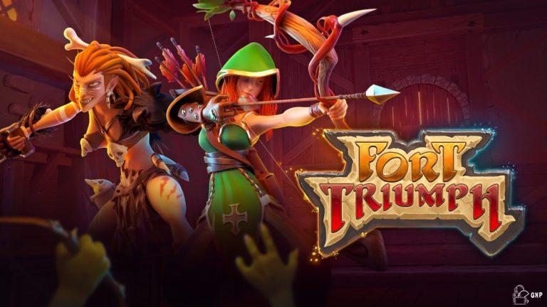Fort Triumph – Le T-RPG plein d'humour est en promo et débarque prochainement sur console