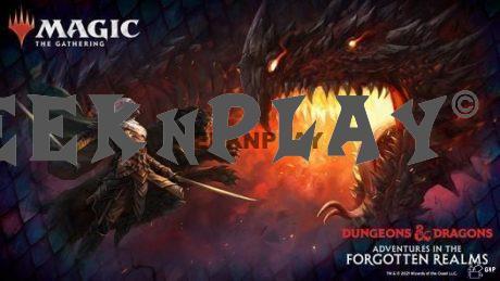 Magic: The Gathering – L'extension cross-over avec Dungeons & Dragons est déployée