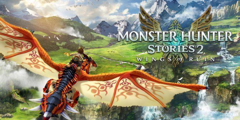 TEST – Monster Hunter Stories 2: Wings of Ruin