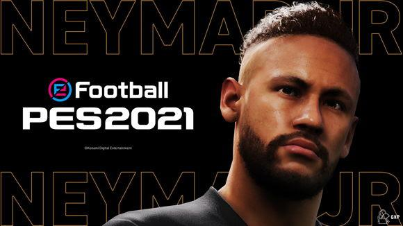 eFootball PES – Le joueur brésilien Neymar Jr. devient l'ambassadeur