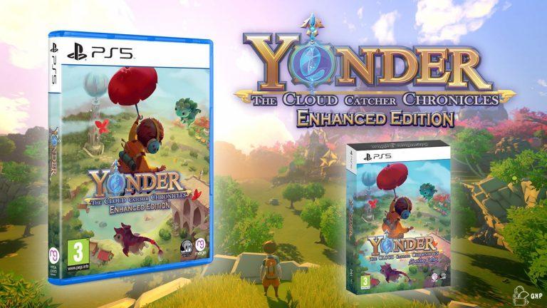 Yonder: The Cloud Catcher Chronicles – Le jeu arrive sur les dernières console