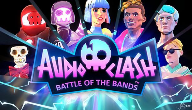AudioClash: Battle of the Bands – Découvrez le jeu musical du groupe The Living Tombstone !