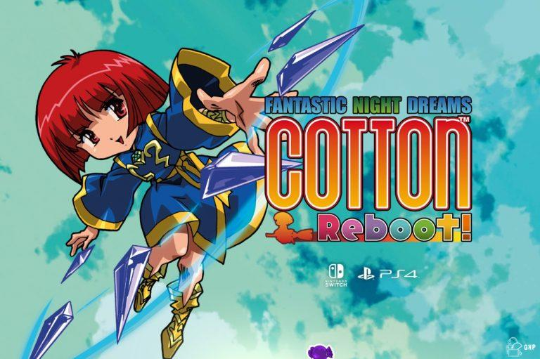 """Cotton Reboot – Le """"Cute'em up mythique"""" est désormais disponible"""