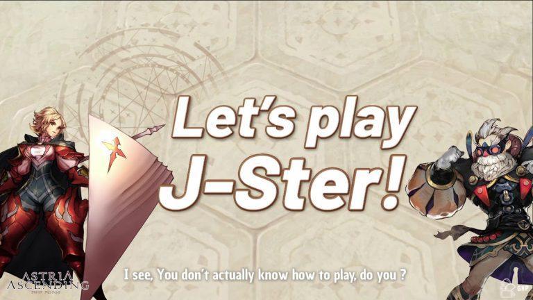 Astria Ascending – Découvrez le mini-jeu qui se cache au milieu du titre