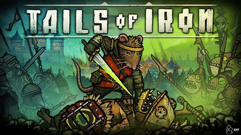 Tails of Iron – Le jeu dévoile sa date de sortie et son gameplay épique